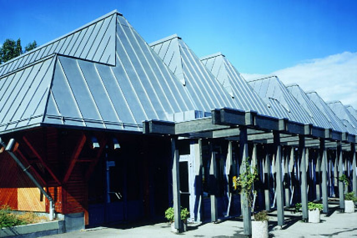 Sporthallen-     überdachung Augsburg