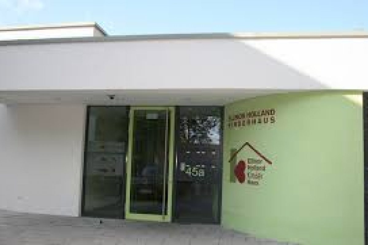 Ellinor-Holland-Haus in Ausburg